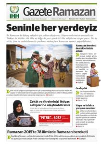 Gazete Ramazan 2016